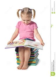Child Reading Fluently