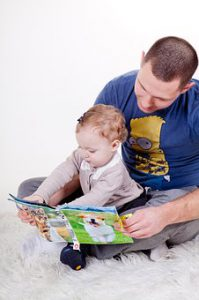 Babies Love to be Read to