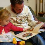 Engaging Toddler in Reading