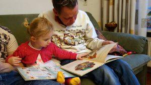 Engaging Toddler in Reading